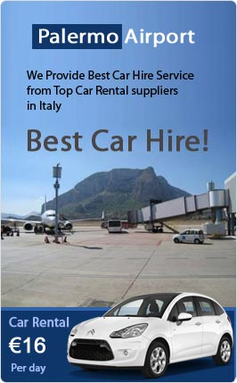 Palermo Airport Car Rental
